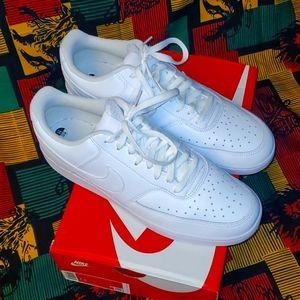 Nike Court Vision low mens shoe